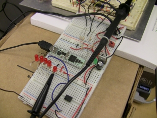 Propeller Test Board