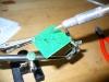 Soldering Sensor PCBs