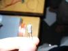 A sheathed photodiode